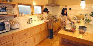 キッチン-甲斐市小松邸