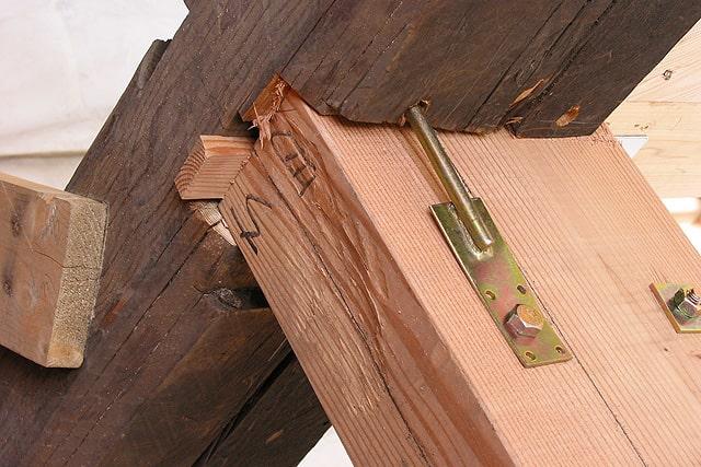 木組みの技術